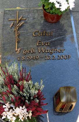 Eva Cutui geb. Wagner