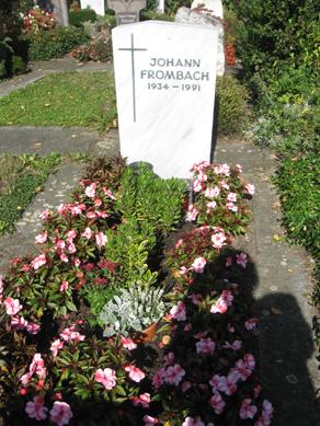 Johann Frombach