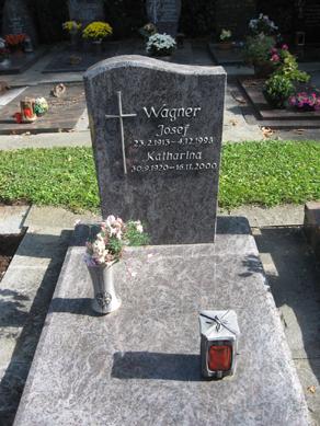 Josef und Katharina Wagner