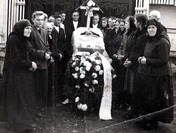 Beerdigung Stefan