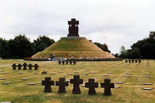 Friedhof Normandie
