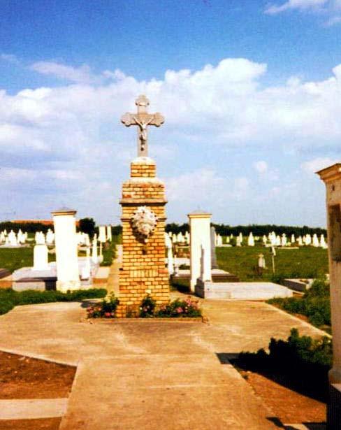 Jahrmarkt, Kreuz unterer Friedhof