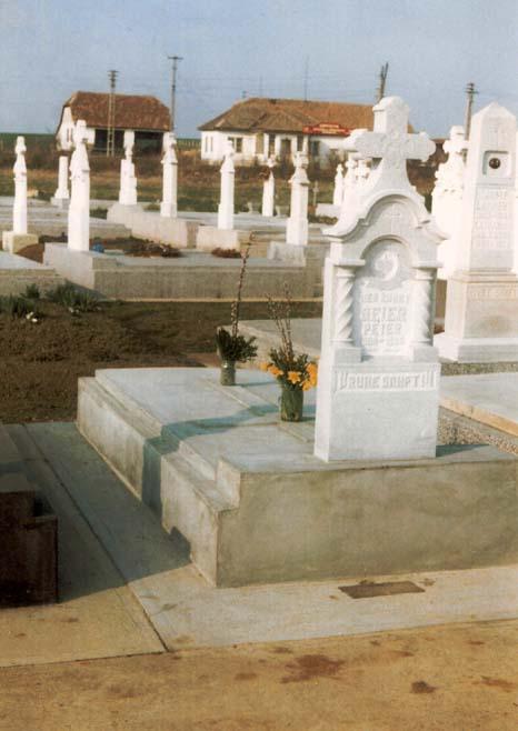 Jahrmarkt, unterer Friedhof