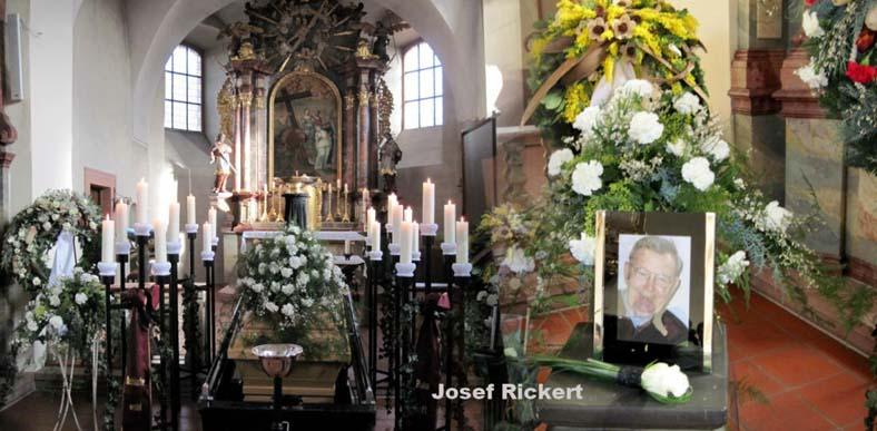 Rickert Josef