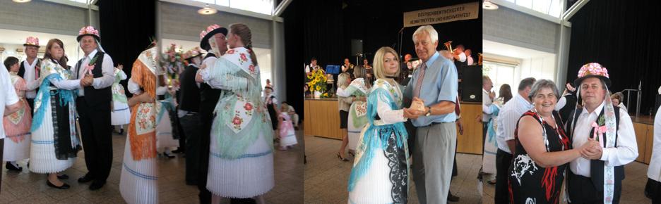 Tanz Ehrengäste
