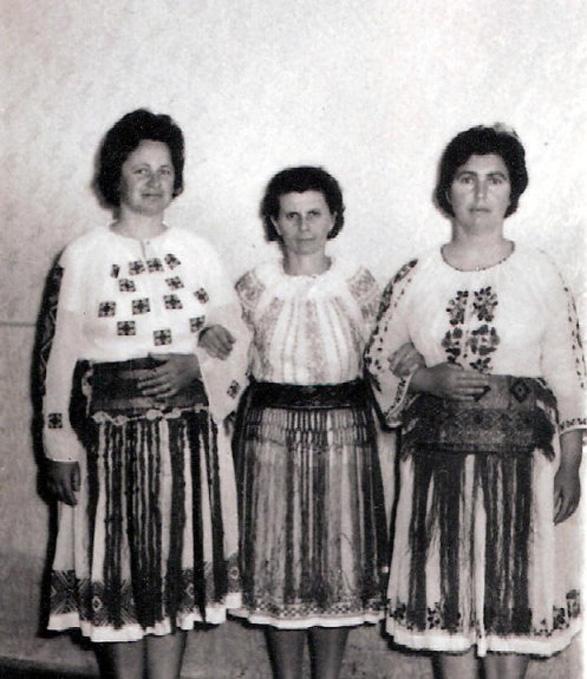 Aurica Vaipan, Katharina Piatka, Lenuta
