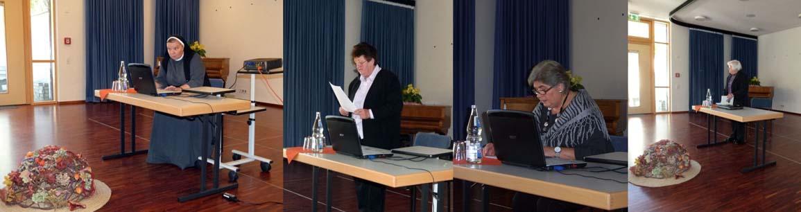 Vorträge zum 50. Todestag von Sr. Hildegardis Wulff