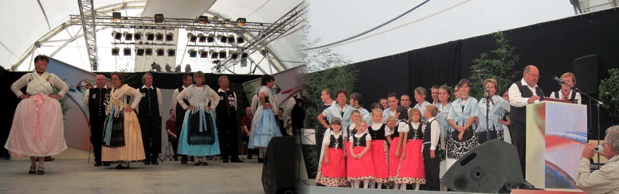 Tanzgruppe Singen und Reutlingen