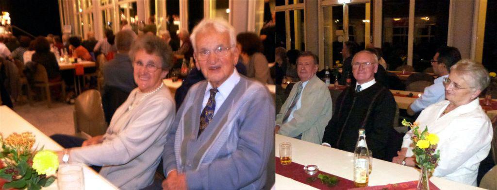 Ehepaar Friedrich, Franz Weber, Ehepaar Weber Rastatt