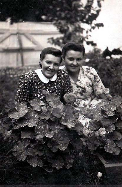 Eva Seibert und Anna Star
