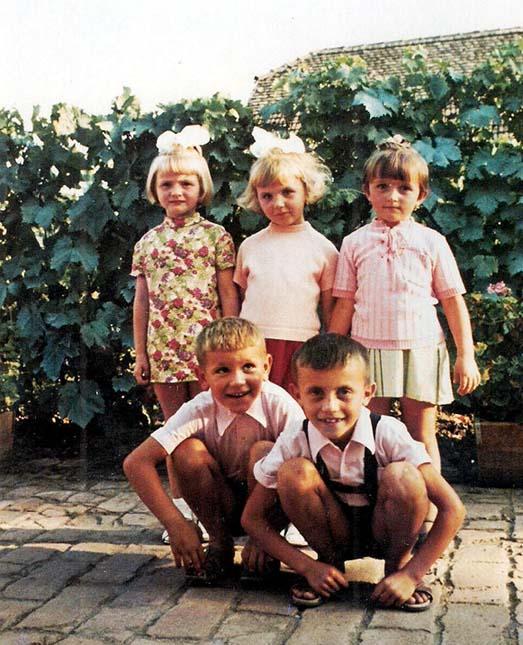 Hügel Heidi, Kirth Inge, Bernath, Kirth Horst, Bernath Norbert