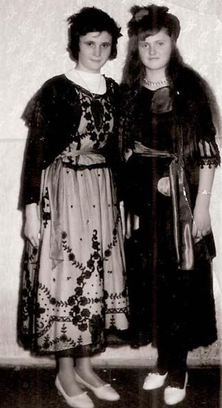 Eva Kersch und Katharina Kellinger