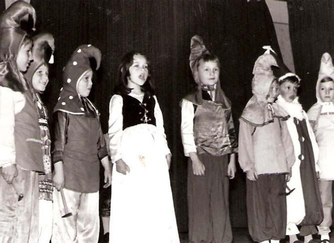 Kinder und Jugendliche im Kulturheim