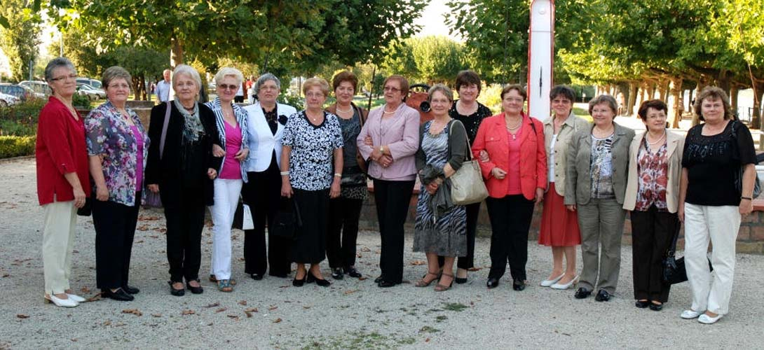 Damen-Gruppe