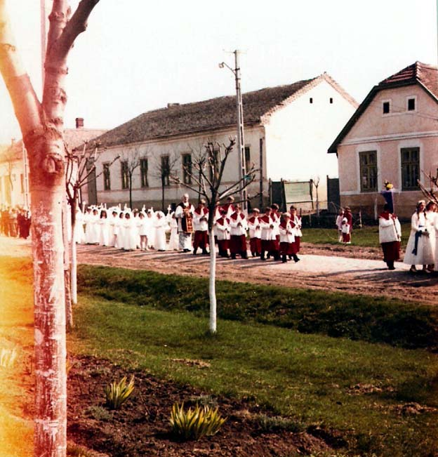 Prozession am Palmsonntag