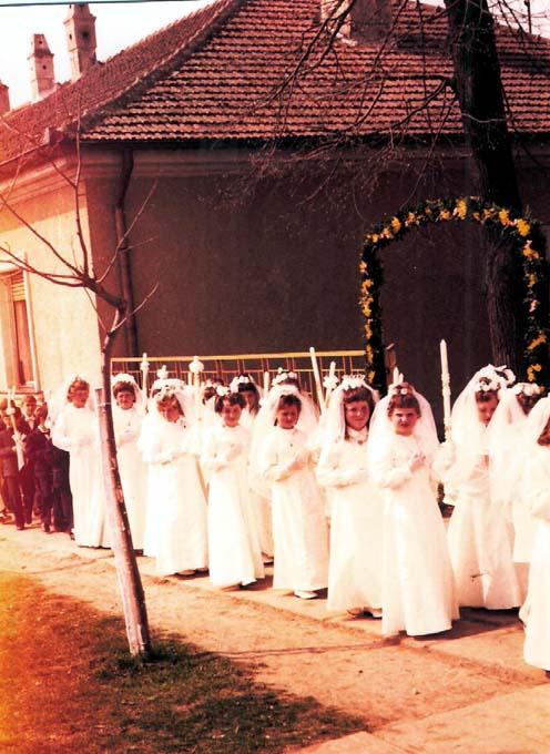 Erstkommunion - Jahrgang 1968