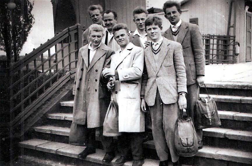 1962 - Lugosch - Handballer