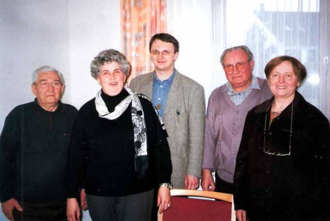 Albecker, Eichinger, Schuster, Maltry, Kilzer