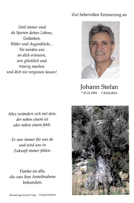 J. Stefan