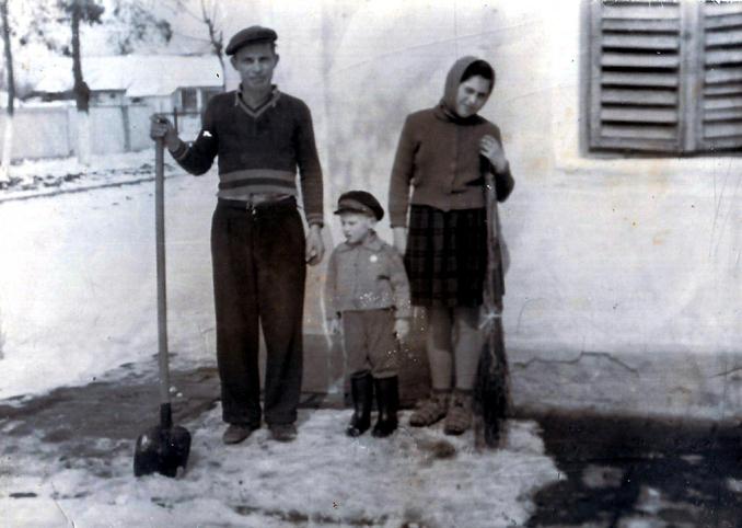 Vetter Sepp, Seppi und Marie Essig
