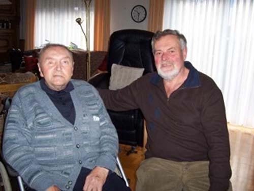 Kaspar Blasy und Mathias Possler