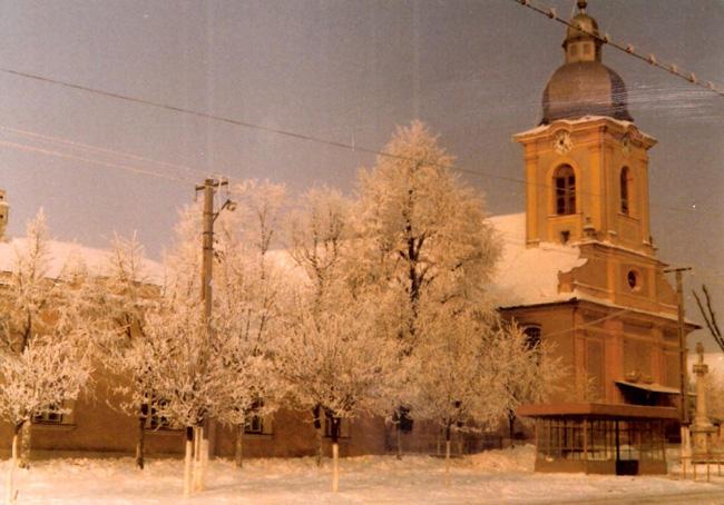 Jahrmarkter Kirche
