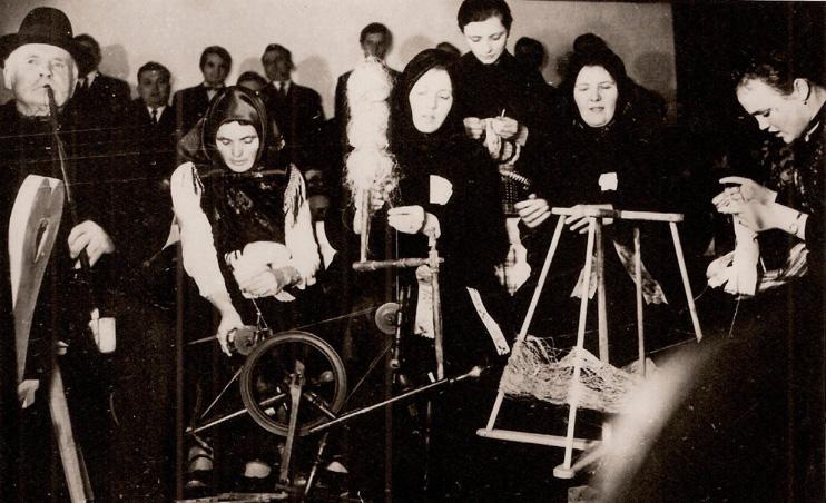 Spinnstube 1971, Jahrmarkt