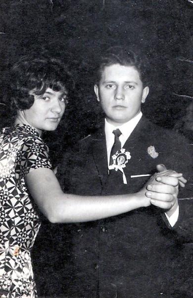 Ehrentanz Katharina Kronenberger und Mathias Scheuer