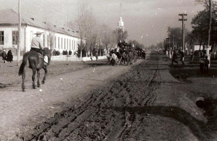 Fasching auf der Hauptstraße