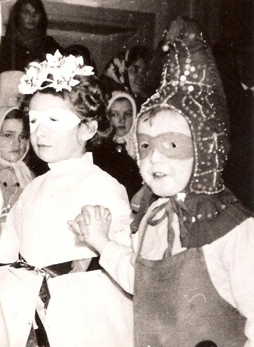 Angela Tassinger und Dieter Schäffer, 1976