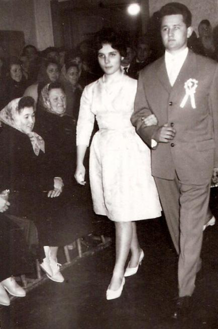 Rekrutenball Jahrgang 1945